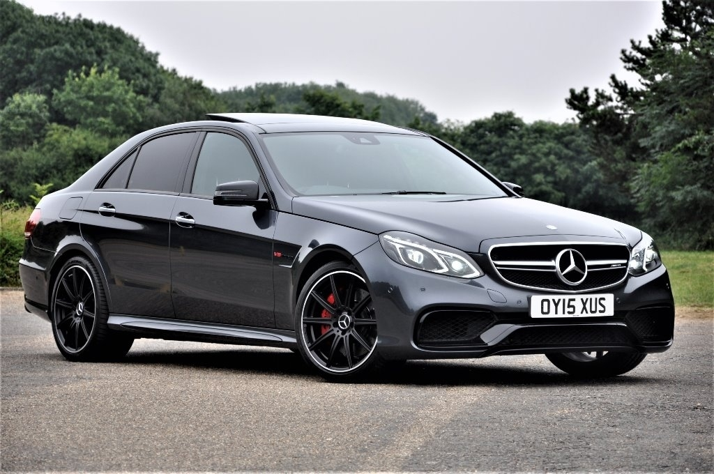 AMG Mercedes Auto 1